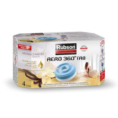 Recharges Aero 360° - Aroma Comfort Vanille x4