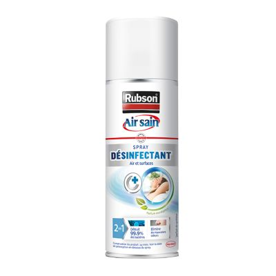 Spray Désinfectant Multi-usages 2 en 1