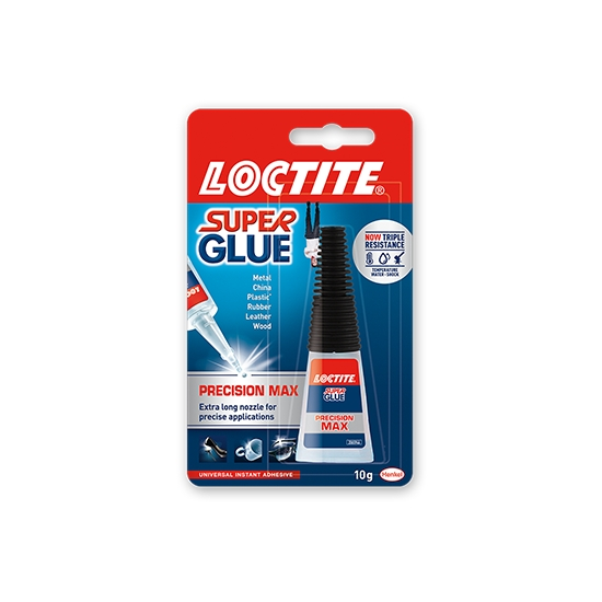 Super Glue Liquid Precision Max