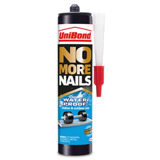 No More Nails Waterproof