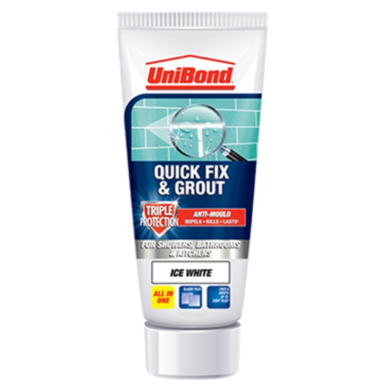 Quick Fix & Grout Tube Triple Protection