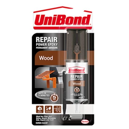 Epoxy Repair: Wood