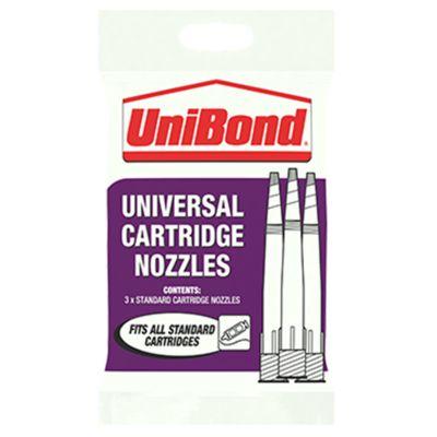 Universal Cartridge Nozzles