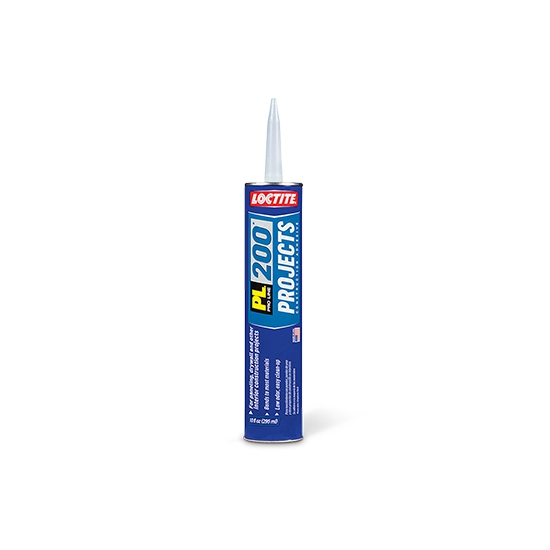 Loctite® PL® 200  Projects Construction Adhesive