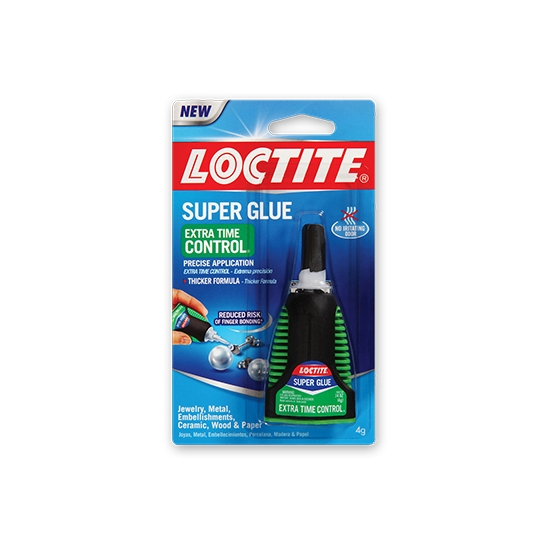 Loctite® Super Glue Extra Time Control
