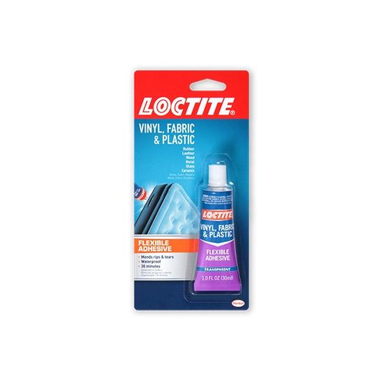 Loctite® Vinyl, Fabric & Plastic Flexible Adhesive