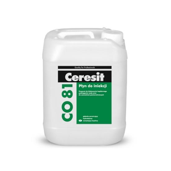 CO 81 Solutie de silicatizare