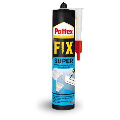Univerzalno montažno lepilo: Super Fix