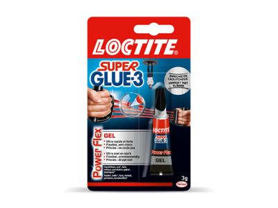 Colle Super Glue3 Power Flex Gel