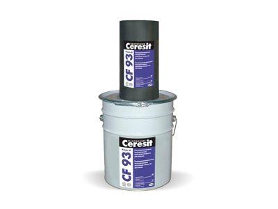 Ceresit CF 93 Двукомпонентно еластично ПУ саморазливно подово покритие