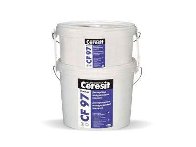 Ceresit CF 97 Двукомпонентна полиуретанова боя с висока устойчивост на надраскване на водна основа