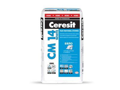 Ceresit CM 14 Flex Бяло
