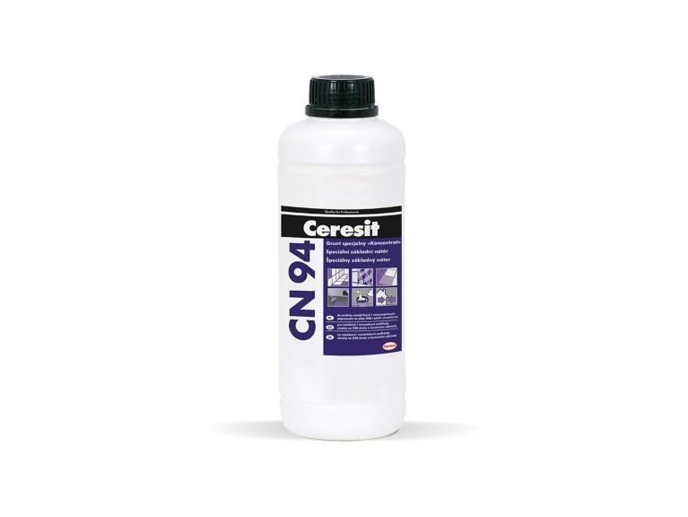 Ceresit CN 94 Специален грунд за критични основи, концентрат