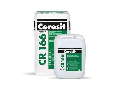 Ceresit CR 166 Двукомпонентен хидроизолационен шлам за изолиране на сгради и строителни елементи