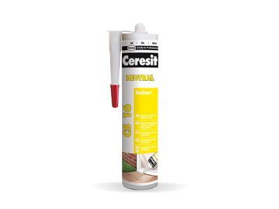 Ceresit CS 16 Neutral Silicone Неутрален силиконов уплътнител