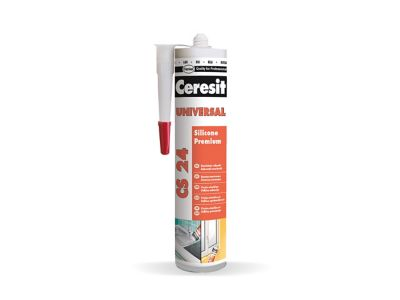 Ceresit CS 24 Universal Silicone Универсален силиконов уплътнител