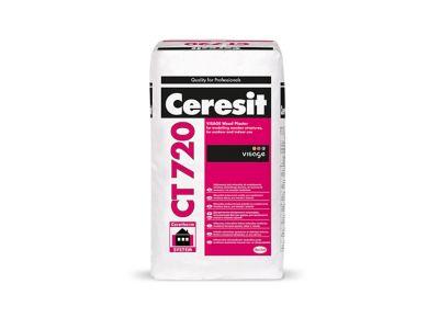 Ceresit CT 720 VISAGE Мазилка Дърво