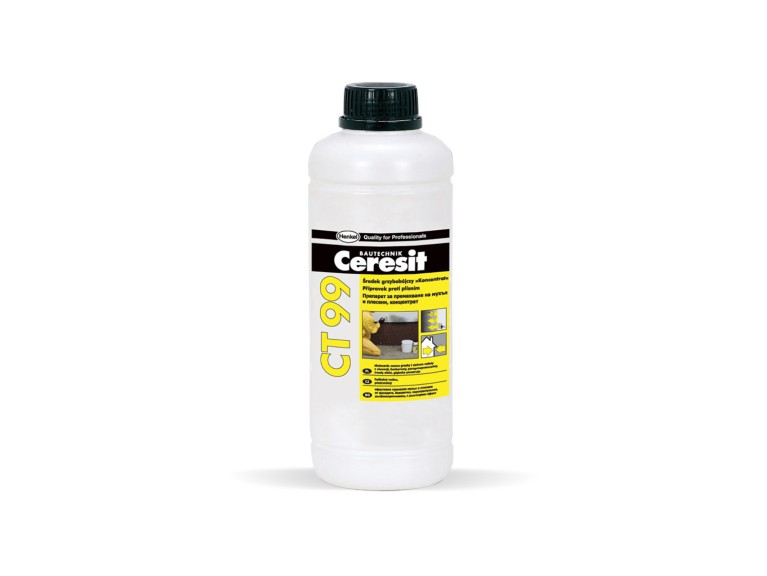 Ceresit CT 99 Препарат за премахване на мухъл и плесени, концентрат