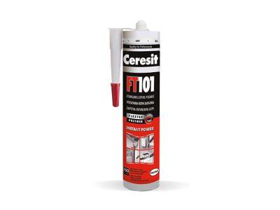 Ceresit FT 101 Високомодулен уплътнител-лепило Flextec