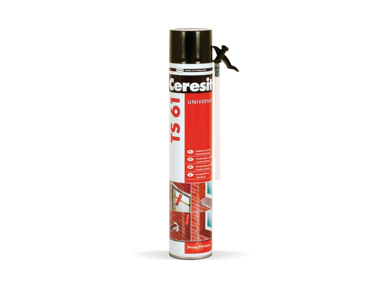 Ceresit TS 61 Монтажна полиуретанова пяна