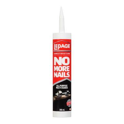 No More Nails® All-Purpose Construction Adhesive