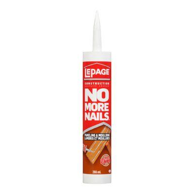 No More Nails® Paneling & Moulding Construction Adhesive