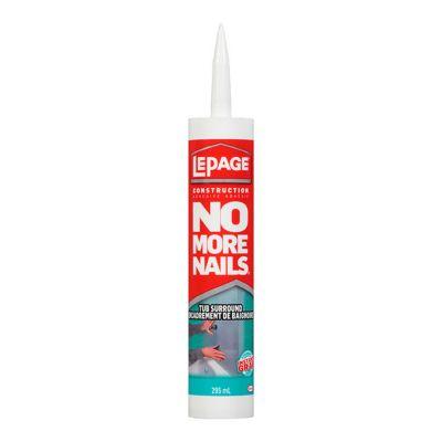 No More Nails® Tub Surround Adhesive
