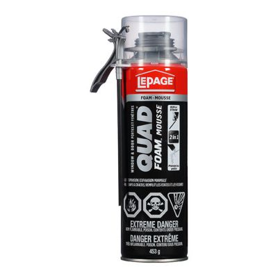 QUAD® Foam Sealant