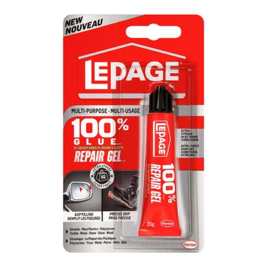 100% Glue™ Repair Gel™