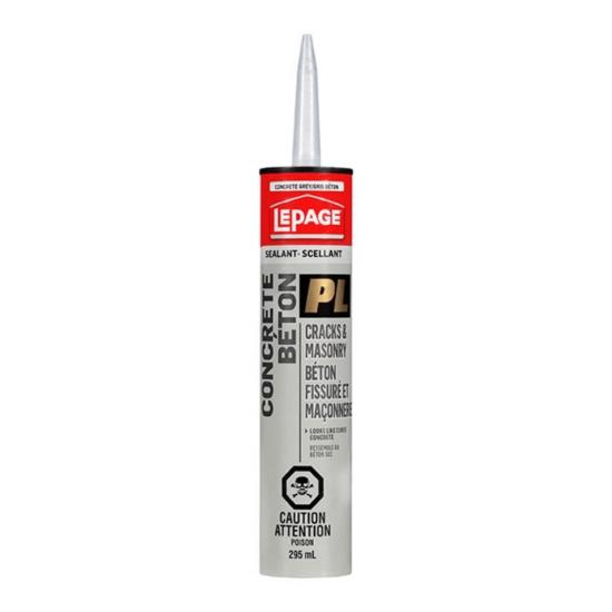 PL® Polyurethane Concrete Crack & Masonry Sealant