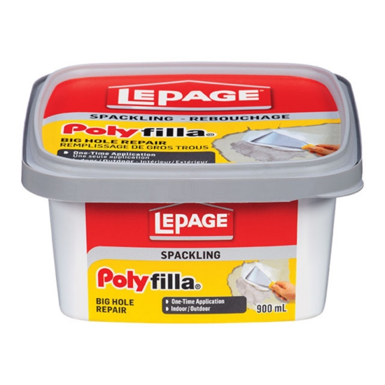 Polyfilla® Spackling Big Hole Repair