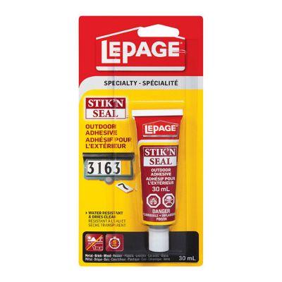 Stik'N Seal™ Outdoor Adhesive