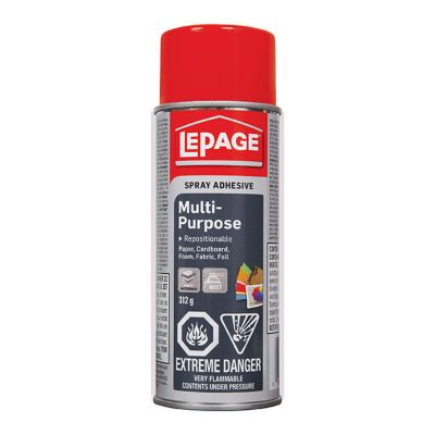 Multipurpose Spray Adhesive