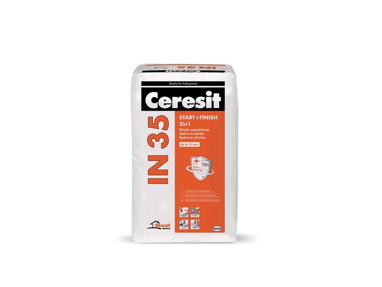Ceresit IN 35 START + FINISH 2v1