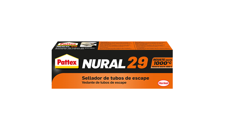 Nural 29 Sellador de tubos de escape