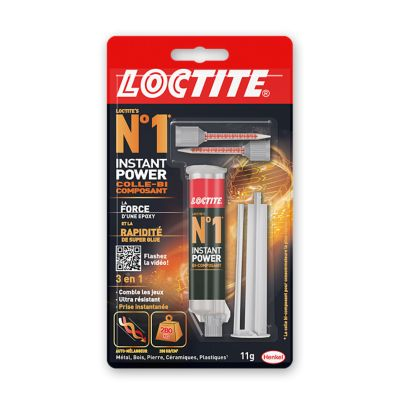 Colle Loctite's N°1 Instant Power*