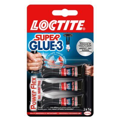 Colle Super Glue-3 Power Flex Mini Trio