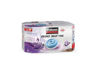 RechargesAero 360° - Aroma Relax Lavande x4