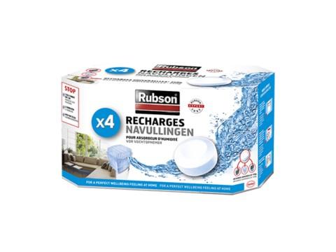 Recharge pour absorbeur d'humidité Basic
