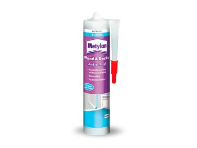 Metylan Wand & Decke Struktur-Acryl