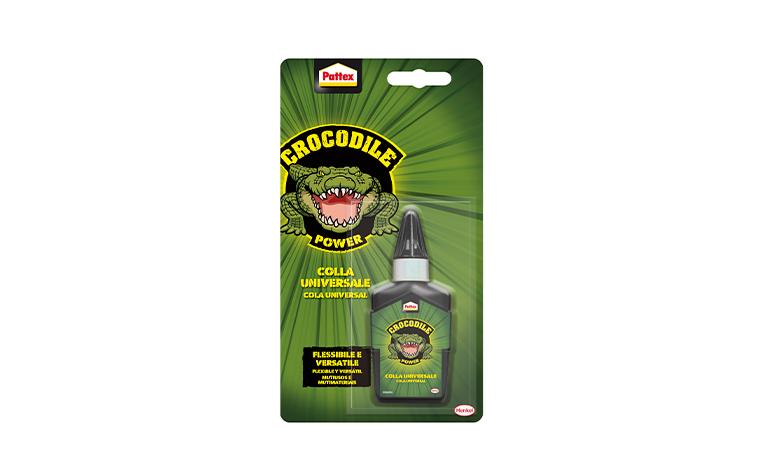 Pattex Crocodile Power Colla multiuso universale
