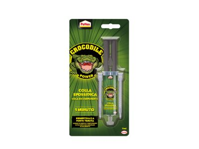 Pattex Crocodile Power 1 Min Colla Epossidica