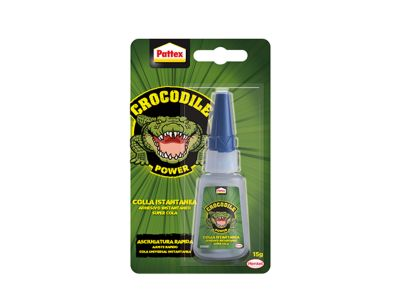 Pattex Crocodile Power Colla istantanea