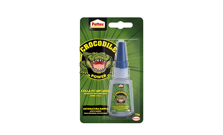 Pattex Crocodile Power Colla instantenea