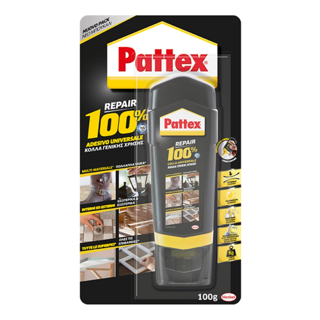 Pattex 100% Repair Gel