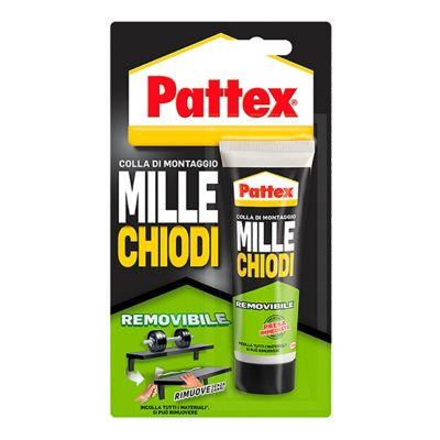 Pattex Millechiodi Tape Removibile