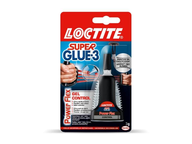 Super Glue3 Power Flex Control