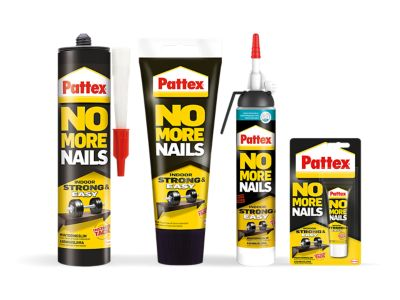 No More Nails Strong & Easy