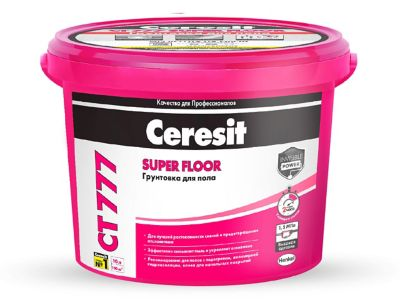 Ceresit CT 777 Super Floor