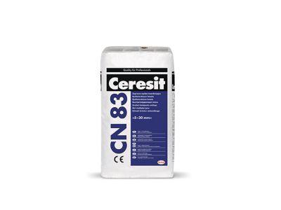 Ceresit CN 83 Rýchlo tvrdnúca hmota